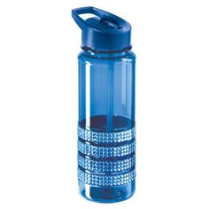 Oggi Glitz Triton Sport Bottle with Flip Up Spout 25Ounce Blue *** You can get more details by clicking on the image.
