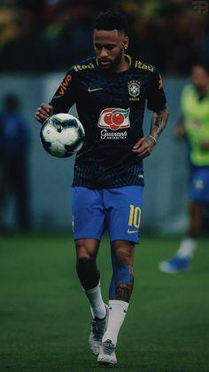 Neymar Football, Football Art, Football Boots, Football Players, Psg, Neymar Jr Wallpapers, Soccer Training Drills, Neymar Brazil, Liverpool Players