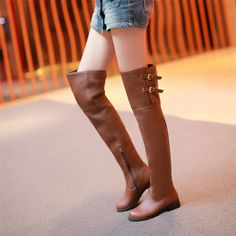 wholesale Ladies fashion boots high beautiful winter shoes