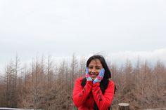 me at 5th step of Mount Fuji, April 2013