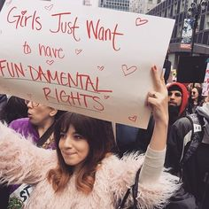 89 Badass Feminist Signs From The Women's March On Washington | The Huffington Post