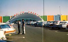 WHITE FRONT, 1958 - Covina, CA
