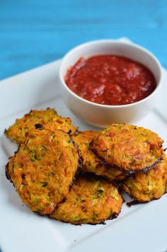 Slimming Eats Cheesy Sweet Potato and Zucchini Bites - gluten free, vegetarian, Slimming World and Weight Watchers friendly