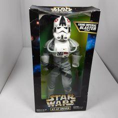 "Kenner 1997 Star Wars Action Collection Tusken Raider avec Blaster 12/"" figure"