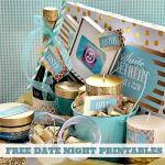 Free Date Night Valentines Printable Pack