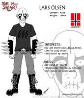 FYS Lars Olsen by satanen