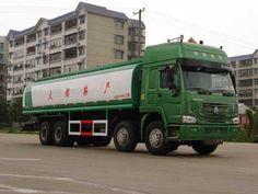 Asian Tanker Truck