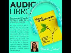 """AudioBook """"Manual de Supervivencia"""" (Parte I) - Marta Salvat - YouTube"""