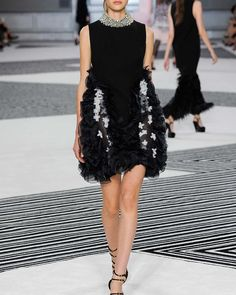 """Little Black Dress"" Haute Couture 9 by giambattistapr"