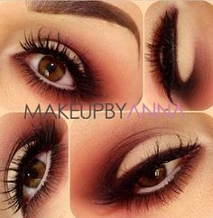 Cut Crease Makeup Ideas