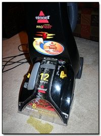 I haven't found a carpet cleaner that works better than the Bissell ProHeat - especially on pet stains!