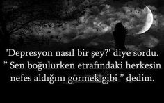 depresyon nasıl bir şey ? Meaningful Sentences, Meaningful Words, Short Words, Love Pain, Words Quotes, Asdf, Psychology, Best Quotes, Quotes