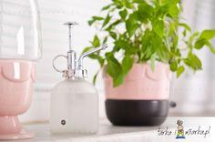 Doniczka różowa na zioła Green, Sagaform