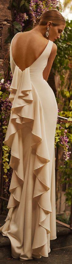 Valentina Gown ~ Badgley Mischka