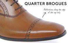 Giày brogue (trang trí đục lỗ) càng ngày được ưa chuộng vì sự khác biệt và nổi bật của nó so với những đôi giày đơn điệu. Hôm nay chúng ta cùng tìm hiểu về lịch sử cũng như kiểu dáng của mẫu giày đặc biệt này nhé!