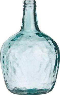 Vase aus Glas in Türkis - ein trendiger Blickfang für Ihr Zuhause
