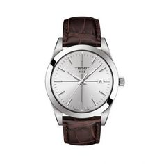 Ανδρικό Ρολόι TISSOT T127.410.16.031.01 GENTLEMAN |ΤΣΑΛΔΑΡΗΣ®