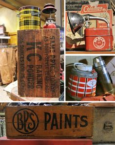 """A """"man cave"""" decor I could live with!! - via @just something I made"""