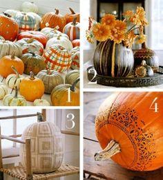 Pumpkins by JennaMountain