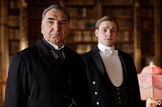 Mr. Carson, Butler - Jim Carter - Downton Abbey