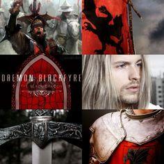 Daemon Blackfyre, born Daemon Waters, was the bastard son of Aegon IV and Daena…