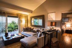 Gorgeous Spa Hotel in Australia, design, décor, interior, Australia, spa, hotel, nature, living room