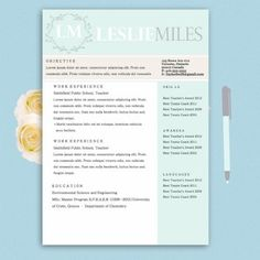transitional resume traditional black and white with a little