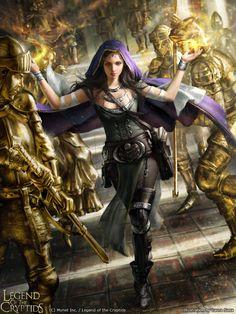 Legend of the Cryptids - Markl adv. by anotherwanderer.deviantart.com on @DeviantArt