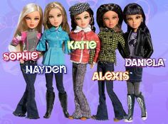 The Liv Characters