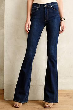 Paige Canyon Bell Jeans