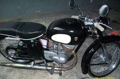 Moto DKW 150 1963