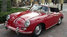 1963 356 B Cabriolet