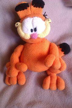 Garfield - CROCHET