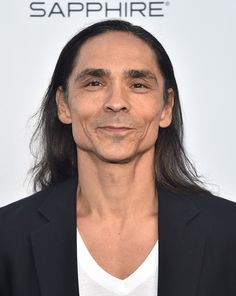 Zahn McClarnon Photos Photos - Actor Zahn McClarnon attends the Vanity and FX Annual Primetime Emmy Nominations Party at Craft Restaurant on September 17, 2016 in Beverly Hills, California. - Vanity Fair and FX's Annual Primetime Emmy Nominations Party - Arrivals