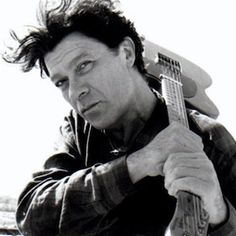 "Member of the ""Band"" Robbie Robertson. Somewhere Down the Crazy River."