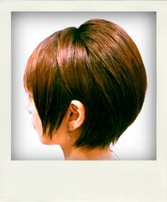 ウイメンズ スーパーストレート|グロス ショートヘア WOMENS : SUPER STRAIGHT Gloss Short Hair