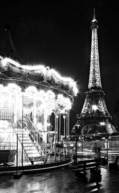 Tour Eiffel in Paris, France   by Ben-Kelevra on DeviantArt