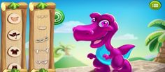 Dino Day! Baby Dinosaurs Game - новая игра на андроид, скачать новую игру для андроид: http://black-android.ru/novye-igry-na-android/399-dino-day-baby-dinosaurs-game.html