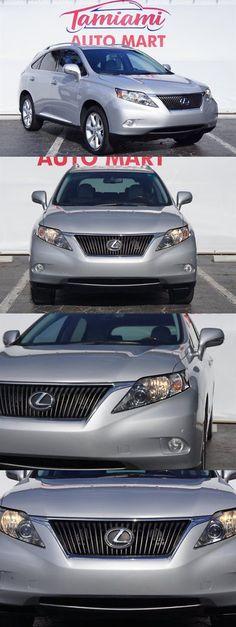 SUVs: 2010 Lexus Rx Suv 2010 Lexus Rx 350 Suv With 84,761 Miles Miles, Aluminum -> BUY IT NOW ONLY: $16895 on eBay!