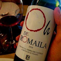 Oh de Romaila, Vino de la Tierra de Castilla. Sorprende!