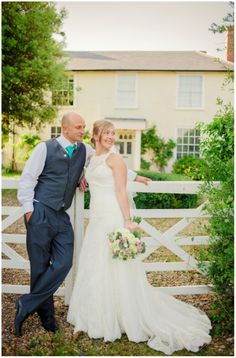 summer wedding at vaulty manor