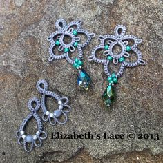 Elizabeth's Lace: Back to Blogland?