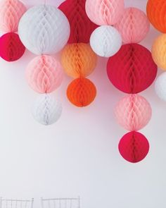 Pink Bridal Shower Ideas and Decorations We Love | Martha Stewart Weddings