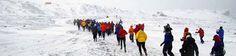 Antarctica Marathon.