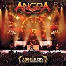 Angra - Angels Cry: 20th Anniversary Tour 2013 Live album
