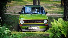 Vw Gol, Car Volkswagen, Golf 1, Mk1, Cool Cars, Old School, Classic Cars, Vehicles, Things To Sell