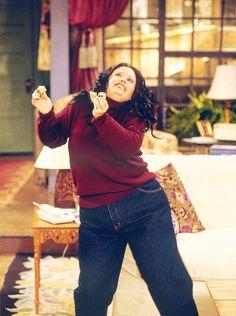 Hahahahaha oh fat Monica