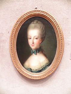 Marie-Antoinette camafeo