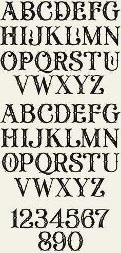 LHF General Store Fancy: An old-fashioned typeface set includes 4 different fonts: Regular, Fancy, Shadow, and Distressed. Each font includes alternate characters on the lowercase letters, designed to allow you to be creative and choose your favorite letters.