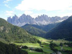 Val di Funes - Odle
